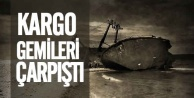 Kaza yapan Türk gemisi batıyor!