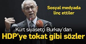 Kürt siyasetçi Kemal Burkay'dan flaş çıkış!