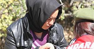 Konyalı kadın kendisini kaçırmaya çalışan kişiyi öldürdü
