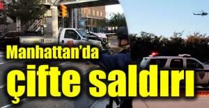 Manhattan'da çifte saldırı