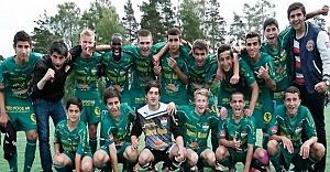 Mardin'inin ''DalKurd''takımı   İsveç futbolunda tarih yazdı