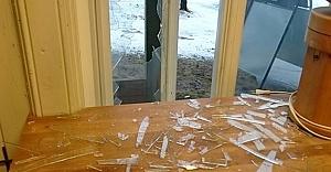 Norveç'te inatçı hırsızlar kafayı fırına takınca