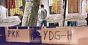 PKK Avrupa'da Camiye saldırdı