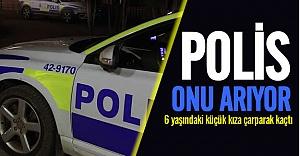 Polis, Malmö'de 6 yaşındaki kıza çarpan sürücüyü arıyor