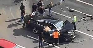 Putin üzgün, makam otomobili parçalandı, en sevdiği şoförü öldü