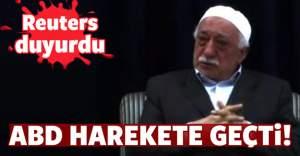 Reuters duyurdu: Gülen'e kıskaç!
