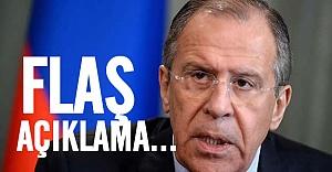 Rusya'dan flaş açıklama
