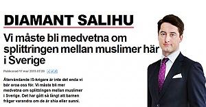 Salihu'dan İsveç'teki müslümanlar ile ilgili farkındalık çağrısı