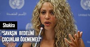 """Shakira'dan dünya liderlerine """"Aylan Kurdi"""" çağrısı"""