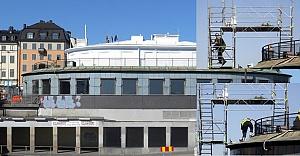 Sokak sanatçıları Slussen'i boyayacak