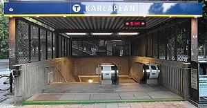 Stockholm'de metroya tüfekle binen adam panik yarattı