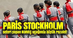 Stockholm seferinde büyük rezalet!
