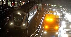 Stockholm'de trenin altında kalan kişi intihar mı etti?