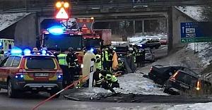 Stockholm'deki feci kazada iki kişi öldü!