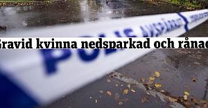 Tensta'da hamile bir kadına saldırı