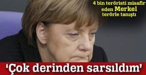Terör Merkel'i derinden sarstı