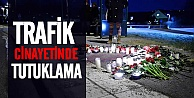 Trafik kavgasında genci  bıçaklayarak  öldüren zanlı, tutuklandı