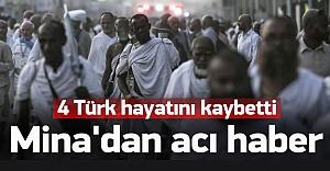 Türk hacı adaylarından kötü haber