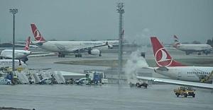 Türk Havayolları'ndan 83 sefer iptal edildi