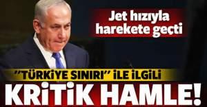 'Türk' sınırı için harekete geçtiler