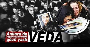 Türkiye Ankara'da kaybettiği canlara veda ederken