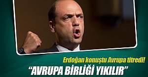 """""""Türkiye kapıları açarsa bu bütün Avrupa için yıkıcı olur"""""""