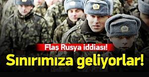 Türkiye sınırına Rus askeri konuşlandırılıyor