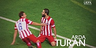 UEFA'dan Türk lokumu golleri - İZLE