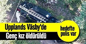Upplands Väsby cinayetinde polis hedefte