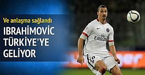 Zlatan Ibrahimovic Türkiye'ye geliyor