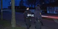Zlatan İbrahimovic'in Malmö'deki evinin yakınında el bombası alarmı! VİDEO