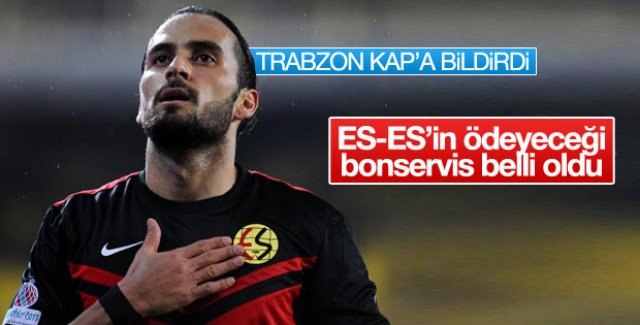 Trabzonspor Erkan Zengin'i KAP'a bildirdi