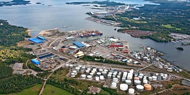 Türk Firması İsveç'in en büyük üçüncü limanını satın aldı
