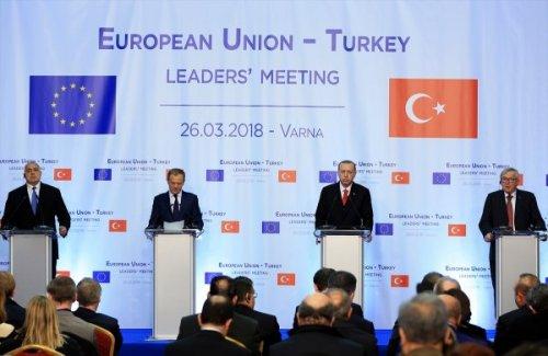 Türkiye-AB Zirvesi sonrası açıklama