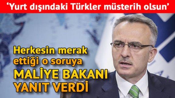Türkiye gurbetçilerin  hangi bilgilerini  paylaşacak?