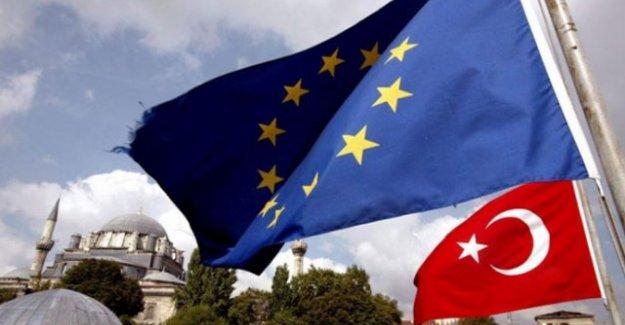 Türkiye'nin AB üyeliği için hedeflediği tarih netleşti