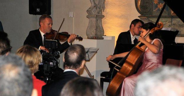 Türkiye'nin Stockholm Büyükelçiliğinden İsveç'te Klasik Müzik Konseri