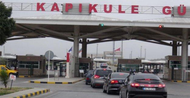 Türkiye'ye otomobil götürenlere  185 gün müjdesi