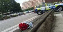 İsveç'te hırsızları kovalayan polisin feci ölümü