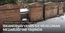 İskandinavya'nın İlk Müslüman Mezarlığı 148 Yaşında