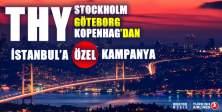 THY, İsveç ve Danimarka'dan İstanbul'a uçuşlarda özel kampanya başlattı