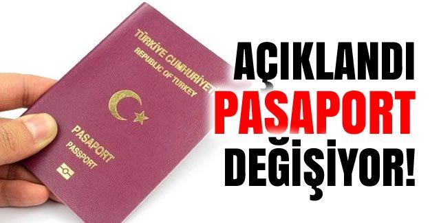 Vize olsa da olmasa da yeni pasaport geliyor