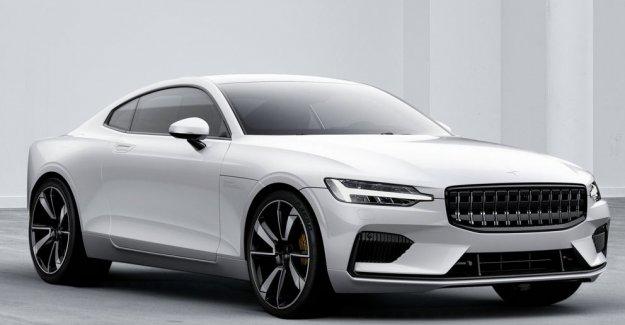 Volvo 2019'da üreteceği hibritli aracını tanıttı