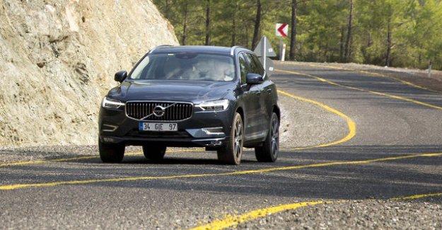 Volvo Xc60 Türkiye yollarında