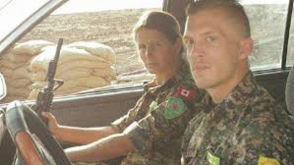 YPG saflarında savaşan ikisi İsveçli dört kişi Kuzey Irakta tutuklandı