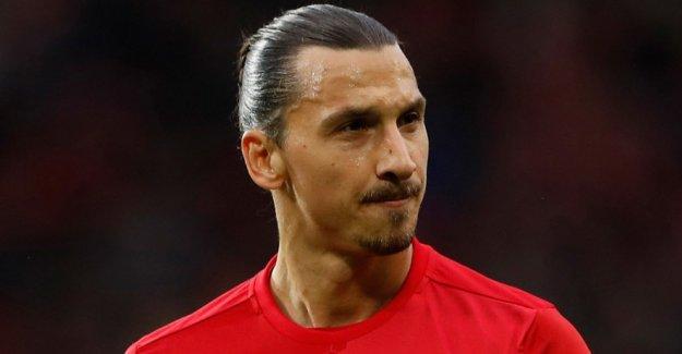 """Zlatan Ibrahimovic'e milli takım mesajı! """"Düşünmedim"""""""