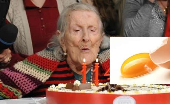115 yıl yaşamanın sırrı