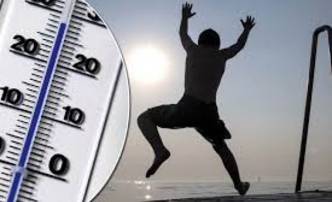 İsveç'te hava sıcaklığı rekor kıracak