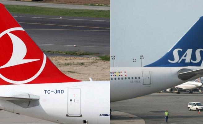 THY, SAS Havayolları ile ortak uçuş anlaşması yaptı