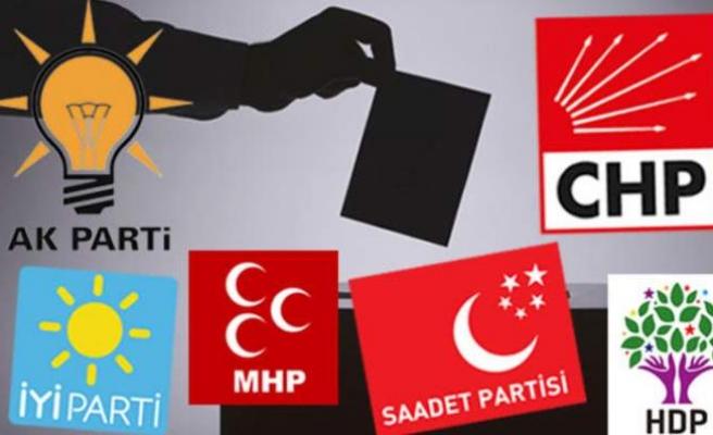 Yurt dışında 100'den fazla aday adayı, 24 Haziran seçimleri için başvuru yaptı